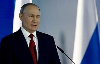 """Rusya Devlet Başkanı Putin: """"Aşı piyasasında..."""
