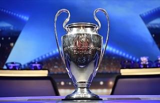Şampiyonlar Ligi'nde çeyrek ve yarı final...