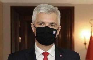Slovakya Dışişleri ve Avrupa İşleri Bakanı Korcok:...