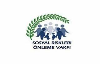 Sosyal Riskleri Önleme Vakfı'ndan çağrı