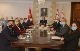 Tatar, bilgilendirme toplantılarına devam ediyor