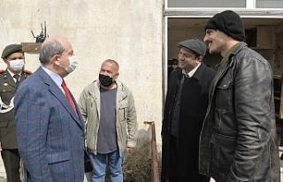 Tatar'dan dizi setine ziyaret