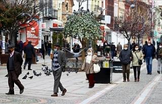 Türkiye'de 13 bin 755 kişinin Kovid-19 testi...