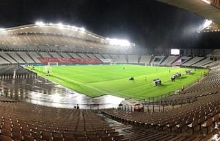 Türkiye-Letonya maçına  seyirci alınacak