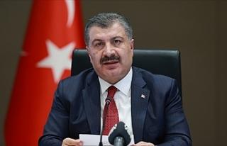 Türkiye Sağlık Bakanı'ndan KKTC'de de...