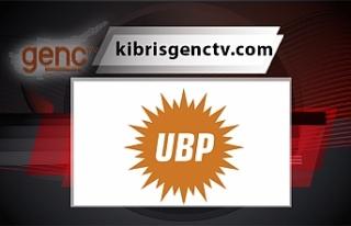UBP Genel Sekreter Vekili'nden erken seçim ile...