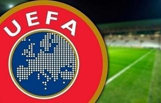 UEFA'dan seyirci kararı