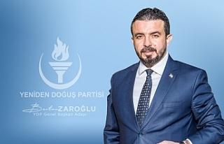 """Zaroğlu: """"Korku vererek değil umut vererek..."""