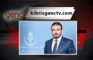 """Zaroğlu: """"Partinin bugünlere gelmesi bir kişinin..."""