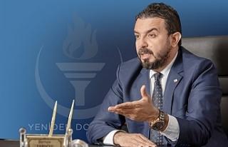 """Zaroğlu, YDP'nin 11 Nisan'dan sonra """"ben""""..."""