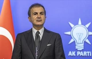 AK Parti Sözcüsü Çelik'ten GKRY'nin...