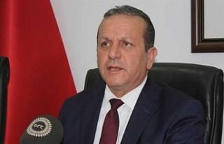 """Ataoğlu: """"İki egemen eşit devlet temelinde..."""