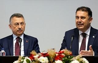Başbakan Saner Fuat Oktay'la telefonda görüştü......