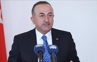 Çavuşoğlu, KKTC'de temaslarda bulunuyor