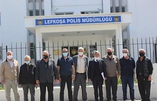 Emekli polisler şikayette bulundu