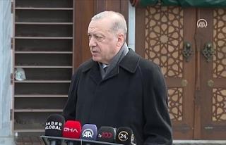 Erdoğan'dan KKTC Anayasa Mahkemesi kararına...