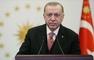 """Erdoğan: """"Güney Kıbrıs'a güvenmiyorum,..."""