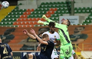 Fenerbahçe, Alanyaspor maçında kural hatası yapıldığı...