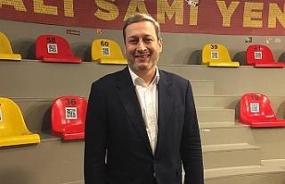 Galatasaray'da Burak Elmas başkan adaylığı...