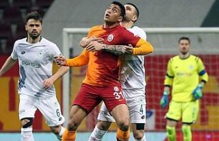Galatasaray takibini sürdürdü