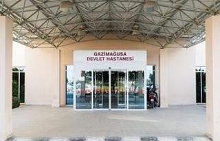 Gazimağusa Devlet Hastanesi'ndeki tüm birimlerde...