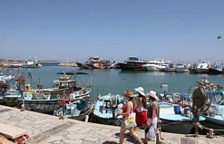Güney Kıbrıs turizme açıldı