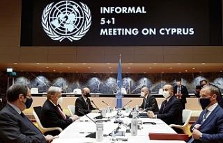 """Guterres: """"Kıbrıs konusunda resmi görüşmelerin..."""