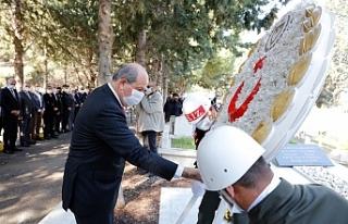 İlk başbakan Mustafa Çağatay anıldı