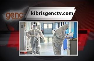 KKTC'de Covid-19 tanısıyla tedavi gören iki hasta...