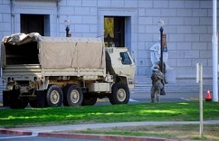 Kongre baskınında Mike Mence'in Pentagon'u...