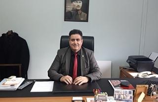 Kültür Dairesi Müdürü Dünya Sanat Günü'nü...