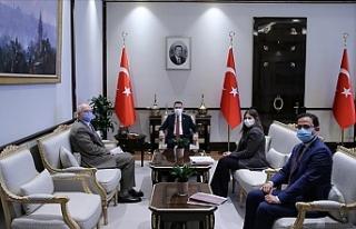 """Oktay: """"Yerli aşı hem Türkiye hem de diğer..."""