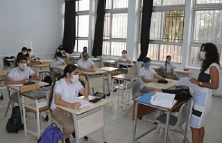 Orta dereceli okullarda yeniden düzenlenen akademik...