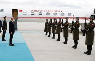 Tatar, Ankara'da