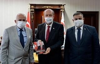 """Tatar'ın kaleme aldığı yeni kitap... """"Genel..."""