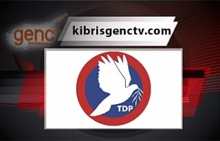 TDP, Çavuşoğlu ile yapılacak görüşmeye katılmayacağını...