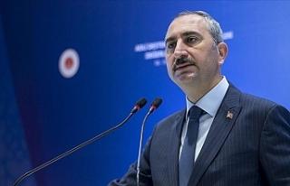 """Türkiye Adalet Bakanı: """"Ülkemizi geriye götürmek..."""