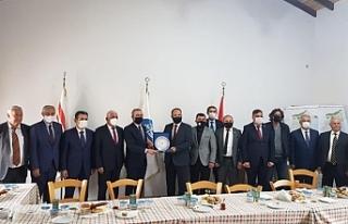 Türkiye Belediyeler Birliğinden KKTC'de temaslar