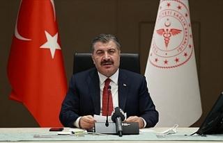 Türkiye'de Kovid-19 aşılama programında sıra...