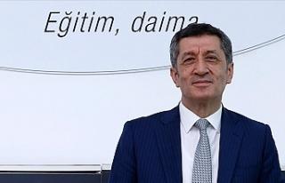 """Türkiye Eğitim Bakanı: """"Yüz yüze eğitime..."""