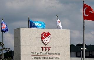 Türkiye Futbol Federasyonu, milli futbolculara prim...