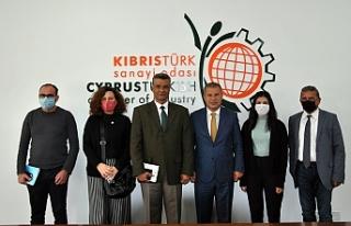 Veteriner Dairesi ile Kıbrıs Türk Sanayi Odası,...