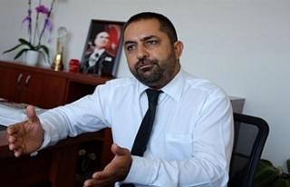 YÖDAK, ÜAKK toplantı salonu'na Dr. Fazıl Küçük'ün...