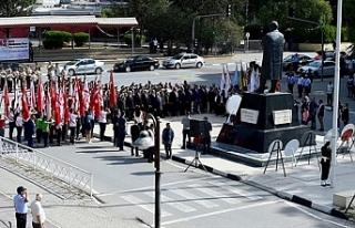 """Atatürk'ü Anma, Gençlik ve Spor Bayramı"""",..."""