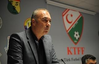 """Başkan Sertoğlu'ndan açıklama: """"KTFF'nin..."""