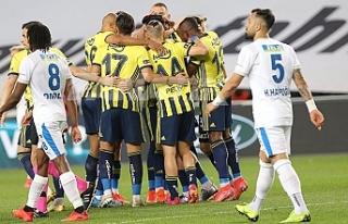 Fenerbahçe, Kadıköy'de galip