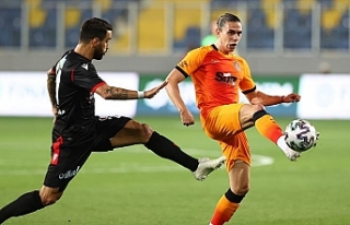 Galatasaray'dan zirve takibi