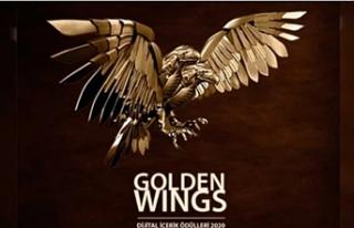 GAÜ Golden Wings oylamasına 100 bini aşkın katılım...