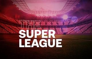 İngiltere Futbol Federasyonu Avrupa Süper Ligi projesine...