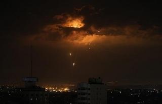 Lübnan'dan İsrail'e roketli saldırı